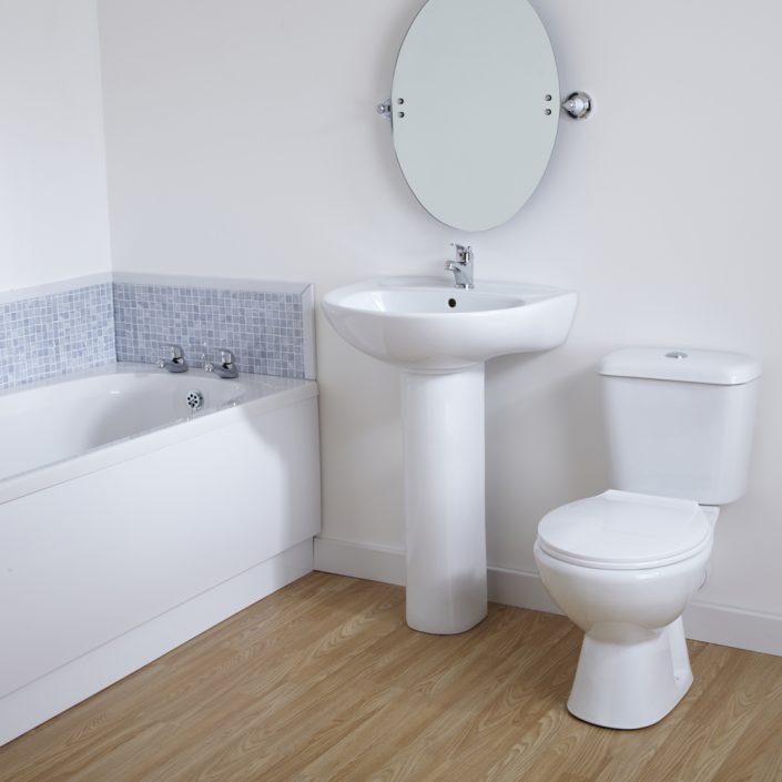 Zurich Bathroom Suite