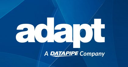 adapt a datapipe company logo