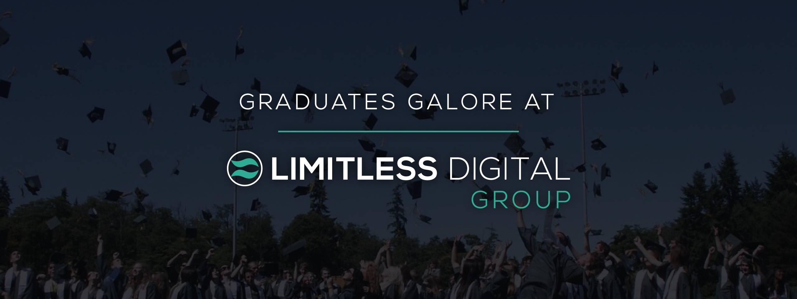 graduates galore blog header image