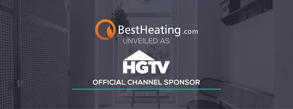 BestHeating HGTV sponsor blog header image